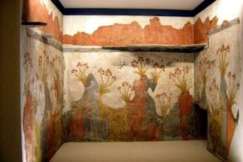Theran fresco